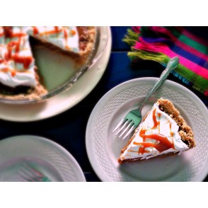 Piloncillo cream pie