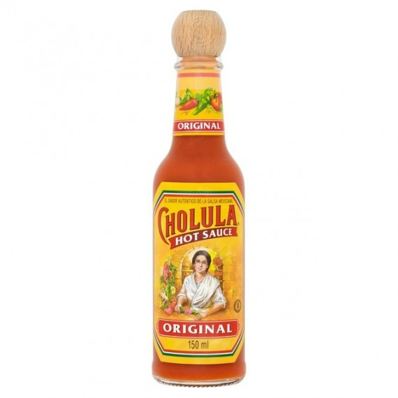 Sos picant Cholula (Cholula Hot Sauce 150ml)