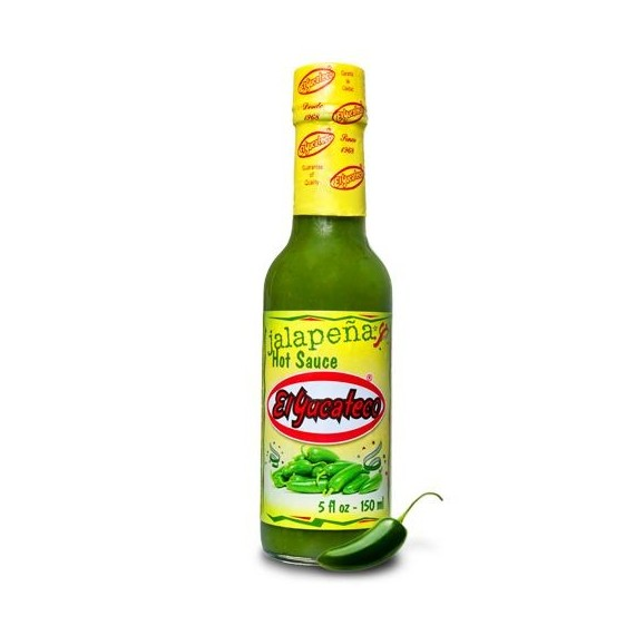 Sos iute Jalapenos 150 ml