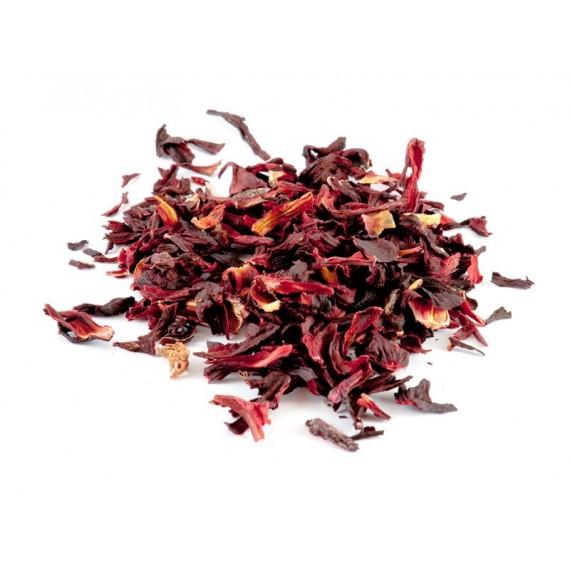 Flori de Jamaica uscate 100g (Hibiscus)