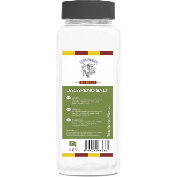 Sare cu Jalapeno uscat si macinat (Jalapeno Salt 850g)