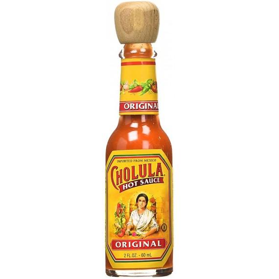 Sos picant Cholula (Cholula Hot Sauce 60ml)